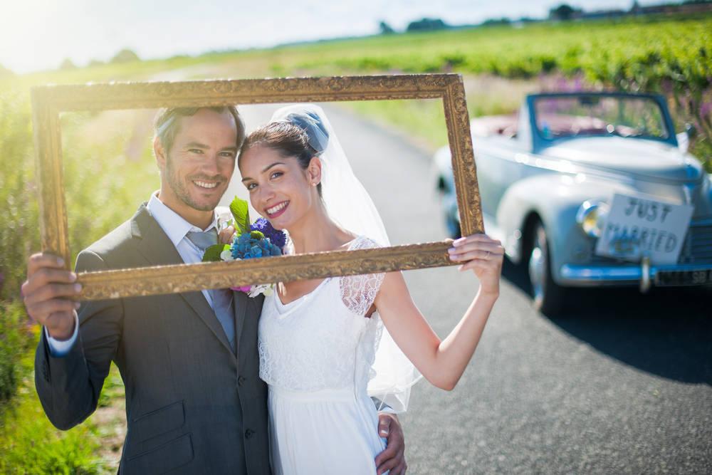 Hermosos lugares para tus fotografías de boda
