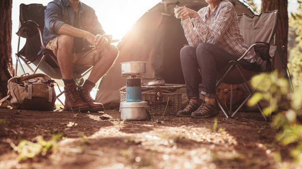 Robos en campings