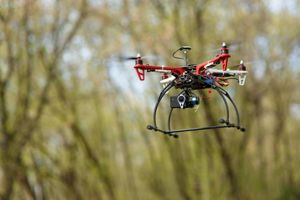 Volar drones con seguridad