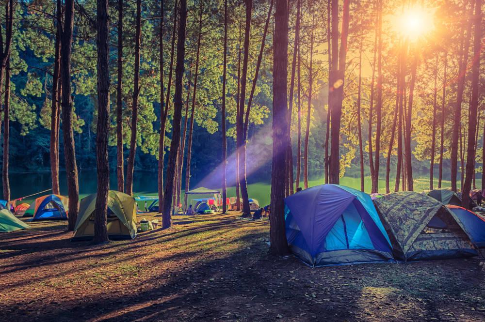 La limpieza en los campings