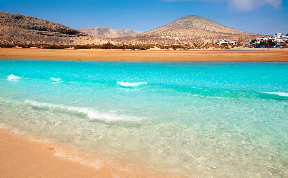 Las mejores Playas donde disfrutar en Fuerteventura