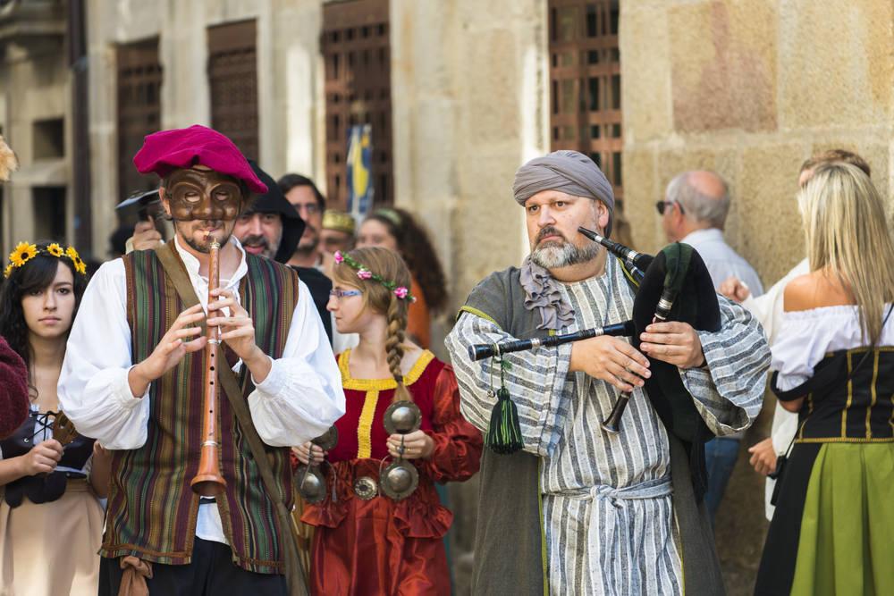 Festa da Istoria de Ribadavia, la mejor fiesta de Galicia