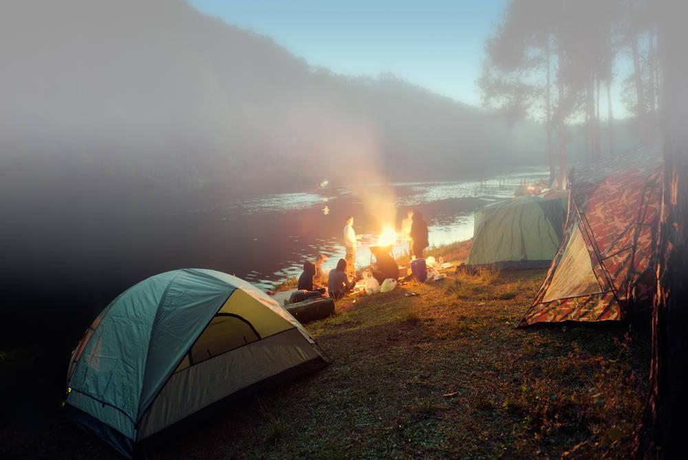 Los tornos para accesos en campings