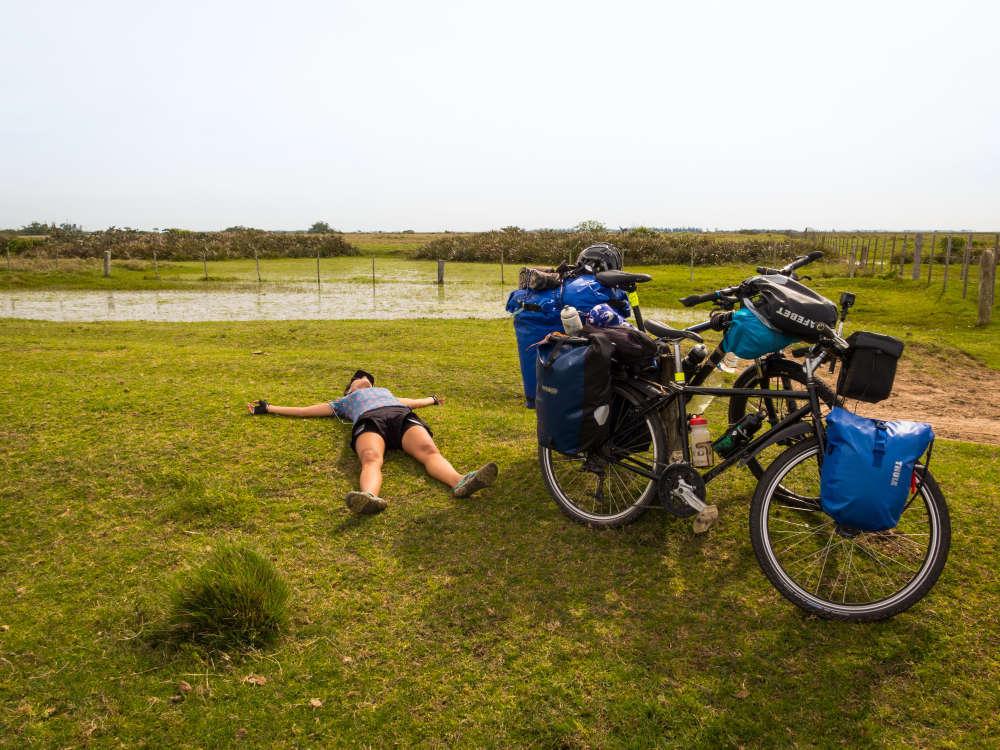 El cicloturismo aúna deporte, naturaleza y aventura